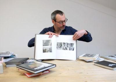Visual stories in photobooks
